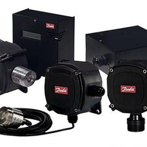 Sensores de detección de gas Danfoss