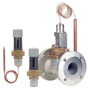 Válvulas termostáticas Danfoss